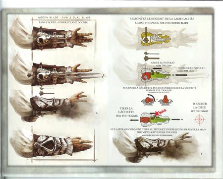 刺客信条2官方设定集 《The Art of Assassin's Creed II》