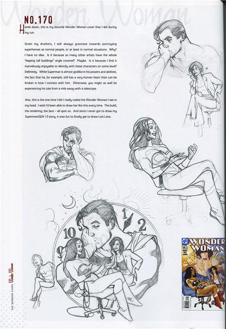Cover Run:The DC Comics Art of Adam Hughes(DC漫画总监封面作品集)