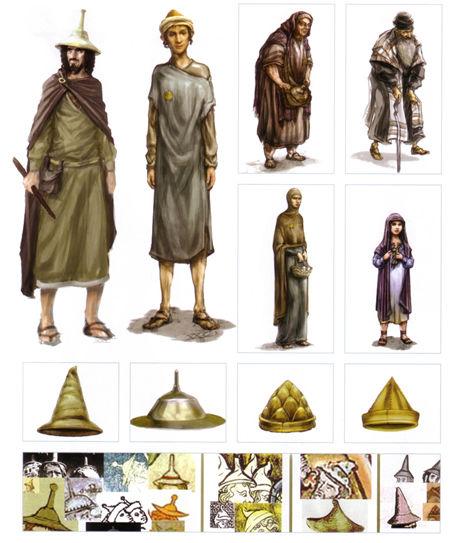Assassin's Creed ArtBook 刺客信条画集