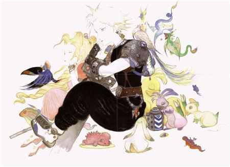 《最终幻想VII设定资料集》(FFVII Estabilshment File)