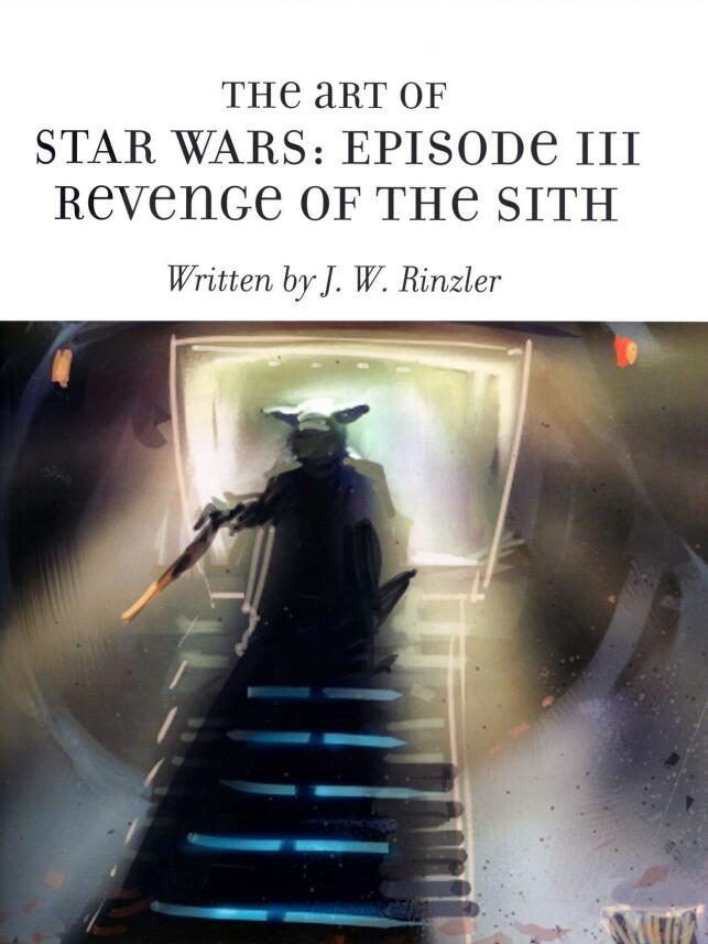 Art of Star Wars Episode III(星球大战-设定集3)封面