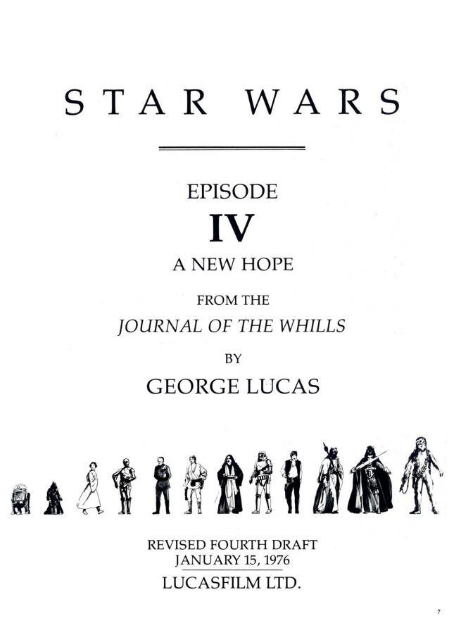 The Art of Star Wars:Episode IV(星球大战4:新希望 设定集) 封面
