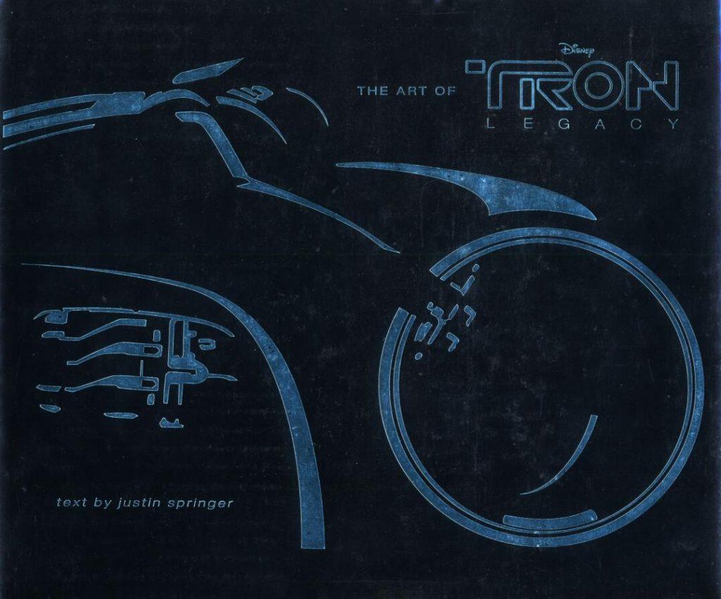 The Art of Tron Legacy[(创战纪)电子世界争霸战2设定]封面