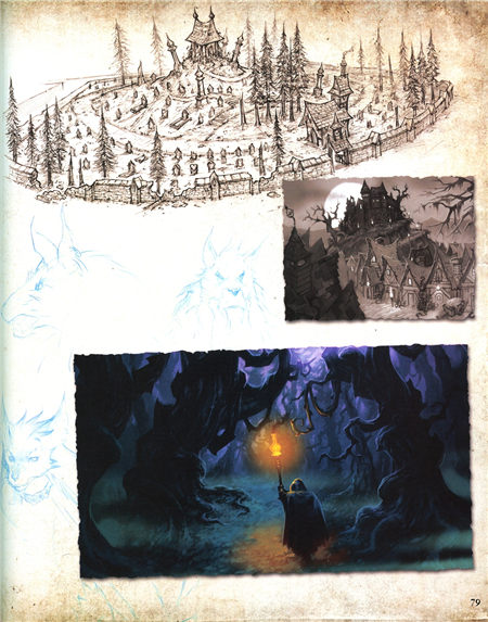 The Art of World of Warcraft :Cataclysm(魔兽世界大灾变设定)