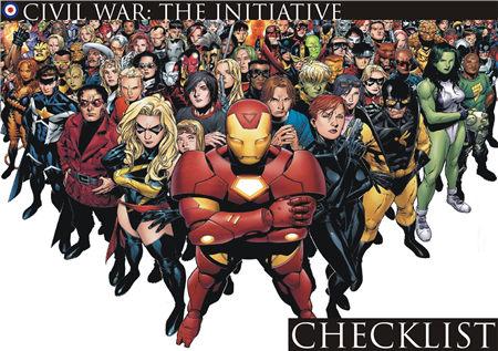 Civil War Poster Book (南北战争海报书)