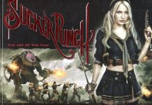 Sucker Punch - The Art.Of The Film[美女特攻队电影设定集]封面