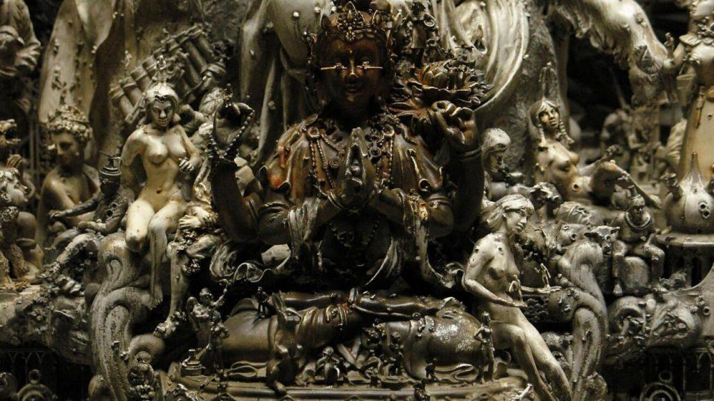 Kris Kuksi Divination and Delusion(预言与谬见)