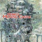 The Art of Howls Moving Castle《哈尔的移动城堡》设定集 封面