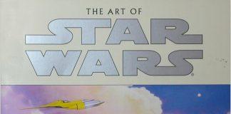 The Art of Star Wars:Episode I(星球大战1设定集) 封面