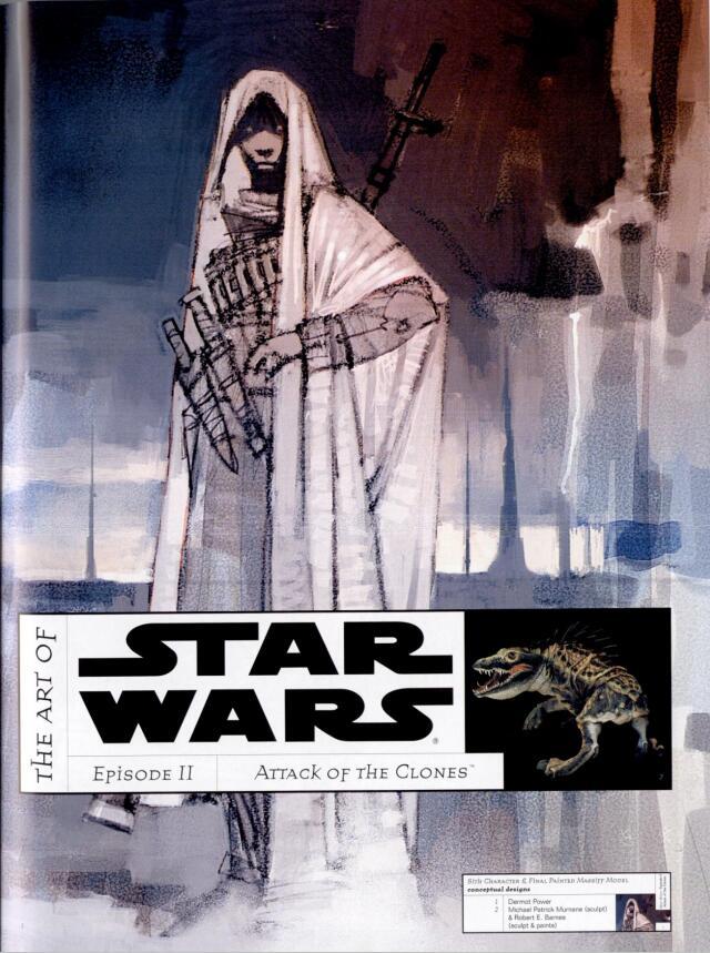 星球大战:克隆人的进攻(英文原版)Star Wars: Attack of the Clones 封面