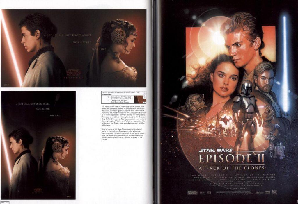 The Art of Star Wars:Episode II(星球大战2:克隆人的进攻 设定集)