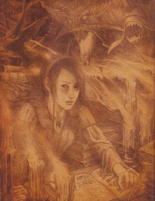 Diablo III : Book of Cain(暴雪-暗黑破坏神3:凯恩之书)