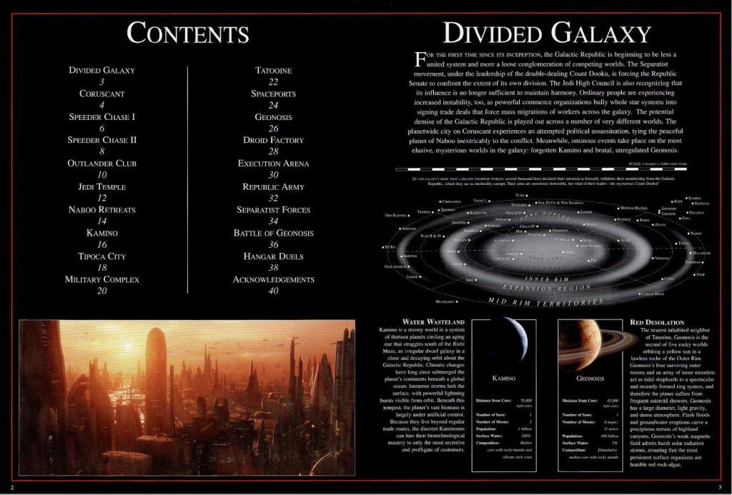 Inside the Worlds of Star Wars Episode II(星球大战2内部世界)