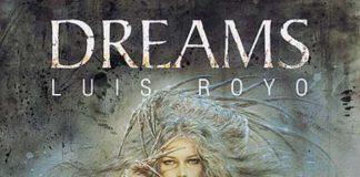 Luis Royo-Dreams(路易斯·罗佑-梦)封面