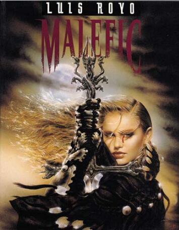 Luis Royo-Malefic(路易斯·罗佑-煞星)