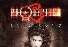 Luis Royo-Prohibited Book