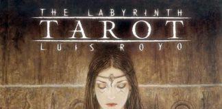 Luis Royo-The Labyrinth Tarot (路易斯·罗佑-迷宫塔罗牌)封面