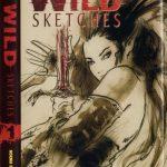 Luis Royo-Wild Sketches 1(路易斯·罗佑-狂乱速写1)封面