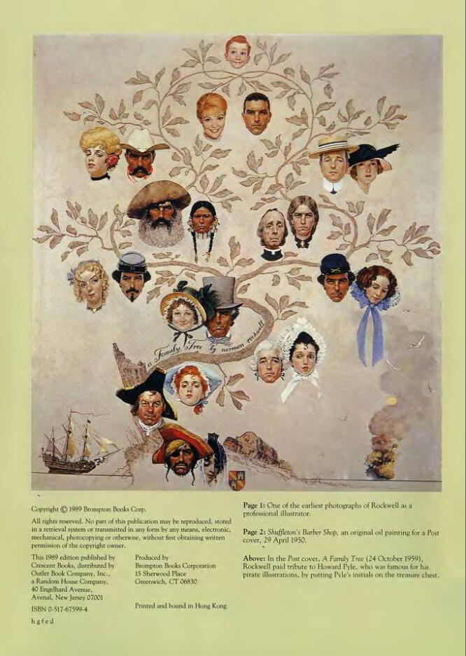 Norman Rockwell's Faith of America [(诺曼·罗克威尔的美国信仰)