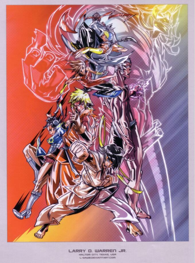Street Fighter Tribute(街头霸王4画集)