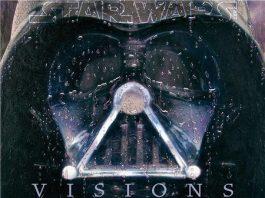 Star Wars Art Visions (星球大战:视觉艺术)封面