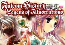 《Falcom公司22年历史精选插图集》[DPG][Falcom History Legend of Illustrations]