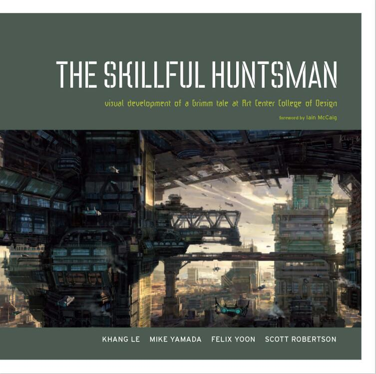 《熟练的猎人》(The Skillful Huntsman)封面