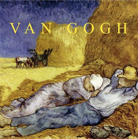 VAN GOGH [凡高作品集-油画]  封面