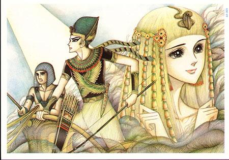 细川知荣子画集(Daughter of the Nile Artbook) 细川知荣子