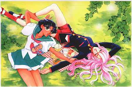 《少女革命 - CHIHO.SAITO》[齊籐千惠]