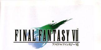 《最终幻想VII设定资料集》(FFVII Estabilshment File)封面