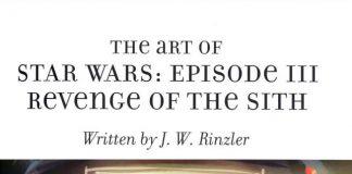 Art of Star Wars Episode III(星球大战-设定集3)