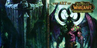 The Art Of World Of Warcraft:Burning Crusade(魔兽世界:燃烧的远征)艺术设定封面