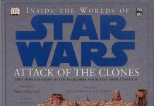 Inside the Worlds of Star Wars Episode II(星球大战2内部世界) 封面