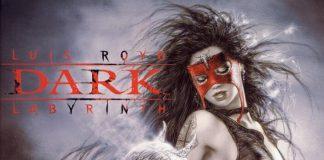 Luis Royo-Dark Labyrinth(路易斯·罗佑-黑色迷宫)