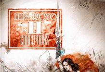 Luis Royo-Conceptions II(路易斯·罗佑-概念2)封面