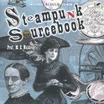 Steampunk Sourcebook(蒸汽朋克圣经原始资料集)封面