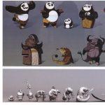 The Art of Kung Fu Panda II(功夫熊猫2艺术设定)