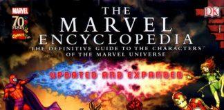 漫威百科全书 Marvel Encyclopedia Updated & Expanded